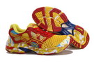 Asics Women's Gel Noosa Tri 7 Orange Maroon